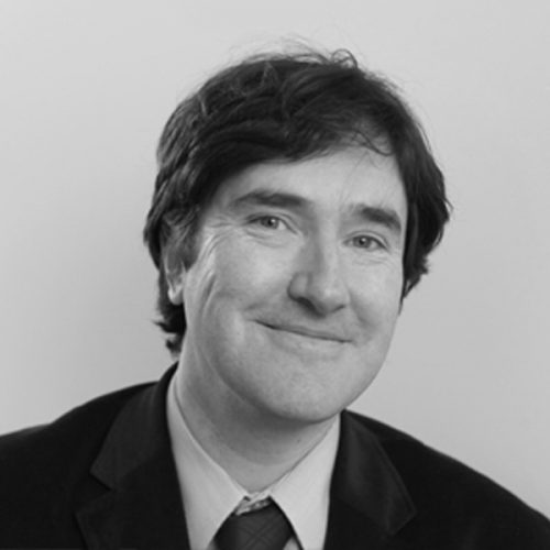Prof Martin O'Donnell
